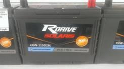 R-Drive. 85 А.ч., левое крепление, производство Корея