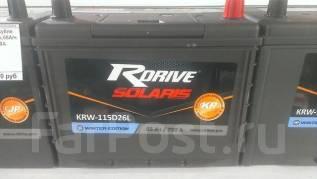R-Drive. 85А.ч., Обратная (левое), производство Корея