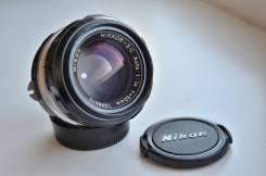 Nikon Nikkor F1.4 F=50mm. Для Nikon, диаметр фильтра 52 мм