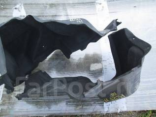 Обшивка багажника. Toyota Corolla Axio, NZE141