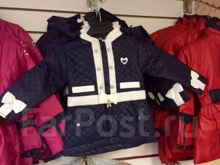 Куртки. Рост: 74-80, 80-86, 86-98, 98-104, 104-110, 110-116 см