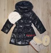 Пальто. Рост: 98-104, 110-116 см