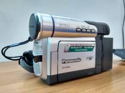 Panasonic NV-DS60. 8 - 8.9 Мп, с объективом