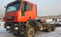 Iveco Trakker AT380T36. Срочно продам седельный тягач., 12 880 куб. см., 35 000 кг.