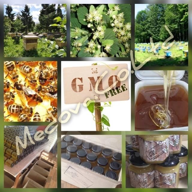 Услуги по фасовке и экспорту мёда