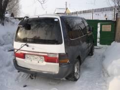Бампер. Nissan Serena, KVNC23 Двигатель CD20T
