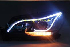 Фары передние тюнинг Subaru Forester 2013-