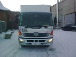 Hino 500. Грузовой фургон HINO 500, 7 684 куб. см., 8 000 кг.