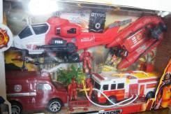 Наборы пожарного.