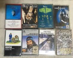 Аудиокассеты фирменные Rock музыка