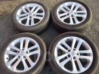 Nissan. 7.0x17, 5x114.30, ET47, ЦО 72,0мм.