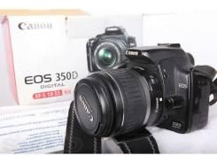 Canon EOS 350D. 8 - 8.9 Мп, зум: 14х и более