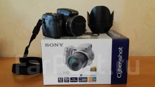 Sony Cyber-shot DSC-H9. 8 - 8.9 Мп, зум: 14х и более