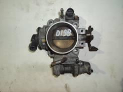 Заслонка дроссельная. Honda Civic, EK3 Двигатель D15B