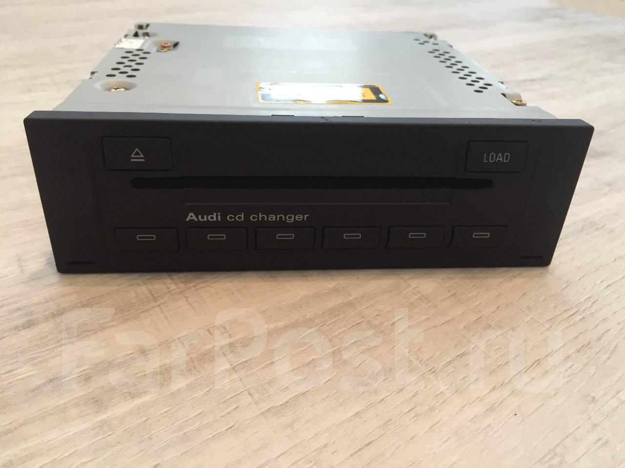 эмулятор cd чейнджера мазда 6 инструкция