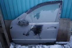 Стекло боковое. Mercedes-Benz S-Class, W220