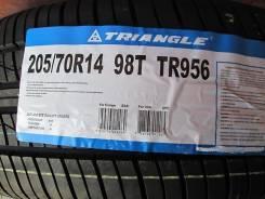 Triangle Group TR956. Летние, 2016 год, без износа, 4 шт