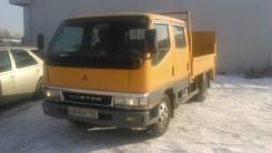 Mitsubishi Canter. Продаю широкий двухкабинный грузовик без пробега по РФ, 5 300 куб. см., 3 000 кг.