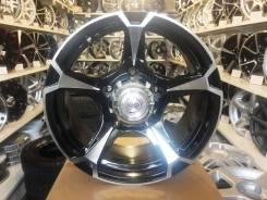 NZ Wheels SH659. 8.0x16, 5x139.70, ET0, ЦО 110,0мм.