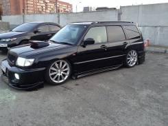 Обвес кузова аэродинамический. Subaru Forester, SF9, SF6