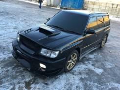 Капот. Subaru Forester, SF6, SF5, SF9