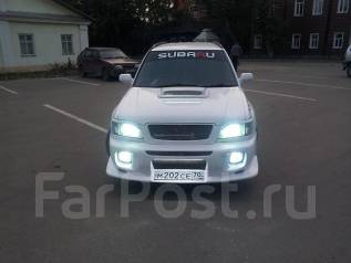 Воздухозаборник. Subaru Forester, SF6, SF5, SF9. Под заказ