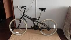 Продам складной японский велосипед