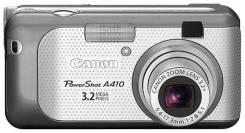 Canon PowerShot. Менее 4-х Мп, зум: 3х