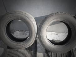 Bridgestone Dueler H/T D687. Летние, 2004 год, износ: 10%, 2 шт