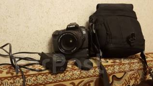 Canon EOS 60D Kit. 20 и более Мп
