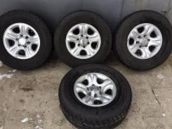 Зимние колеса 265-70-16. Только из Японии. 7.0x16 6x139.70 ET15