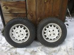 Cordiant Snow Cross. Зимние, шипованные, 2014 год, без износа, 2 шт