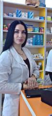 Фармацевт. Средне-специальное образование