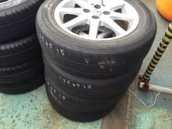 Dunlop SP Sport. Летние, 2012 год, износ: 50%, 4 шт