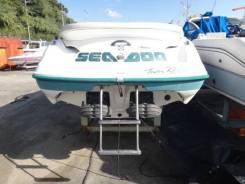 BRP Sea-Doo. Год: 2000 год, двигатель стационарный, бензин