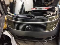 Ноускат. Nissan Elgrand, E51
