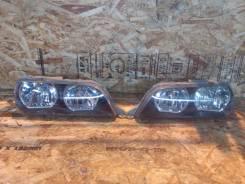 Фара. Toyota Chaser, GX100, JZX101, JZX100, GX105, LX100, JZX105, SX100, JZX10 Двигатели: 1JZGE, 2JZGE, 1GFE, 2LTE, 4SFE