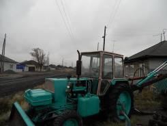 ЮМЗ 6. Продам экскаватор на базе трактора Юмз-6 или обменяю