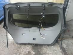 Дверь багажника. Nissan Murano