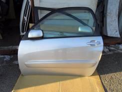 Зеркало заднего вида боковое. Toyota RAV4, ACA20, ACA20W Двигатели: 1AZFSE, 1AZFE