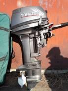 Tohatsu. 18,00л.с., 2х тактный, бензин, нога S (381 мм), Год: 2003 год
