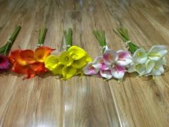 Цветы искусственные.