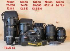 Nikon D800. 20 и более Мп
