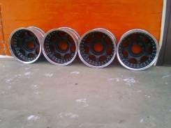 Комплект 3-х составных дисков Shuei Westcost. 8.5x16, 6x139.70, ET-34, ЦО 110,0мм.