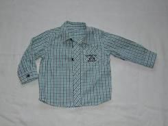 Рубашки. Рост: 74-80, 80-86 см