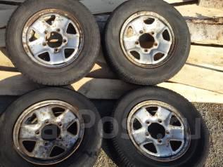 Bridgestone. 5.5x14, 5x139.70, ET22, ЦО 110,0мм.