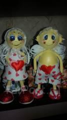 Куклы , сувениры ручной работы