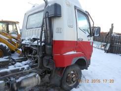 Кабина. Mitsubishi Fuso, FK629J30 Двигатели: 6D17, 6D16, 6D15