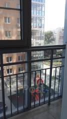 1-комнатная, улица Калинина 37. Центральный, частное лицо, 45 кв.м. Вид из окна днем