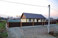 Продам отличный дом в Михайловке. Южная Аллея 27, р-н Южная Аллея, площадь дома 101 кв.м., скважина, электричество 15 кВт, отопление электрическое, о...